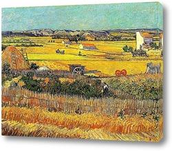 Мельница и огороды в Монмартре