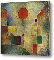 Картина Красный шар