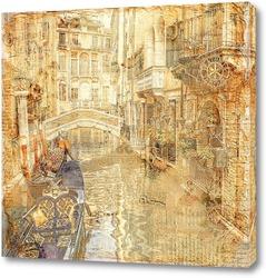 Постер Прекрасная Венеция