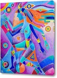 Картина Танец Нимфы