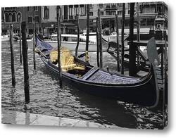 Постер Венецианская гондола