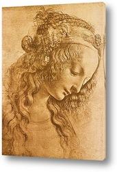 Картина Leonardo da Vinci-10