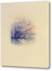 Картина Двадцать виньеток -Анды