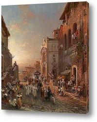 Шествие в Неаполе