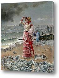 Картина Стевенса Альфреда