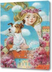 Постер Аромат весны