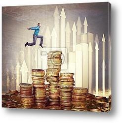 Постер Мечта деньги