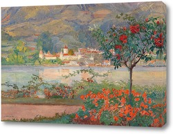 Картина Вид на Милстадт