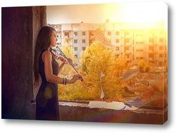 Серебряная  флейта