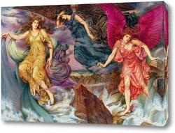 Картина Духи шторма