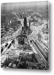 Шиллерплац в Берлине,1890г.