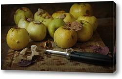 Постер Скоро будут печеные яблоки