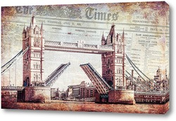Постер Tower Bridge