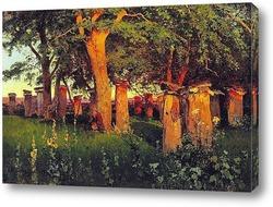 Ручей в лесу. 1906
