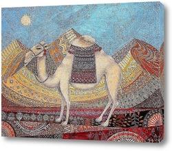 Картина Верблюд.
