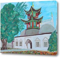 Картина Веливая Мечеть