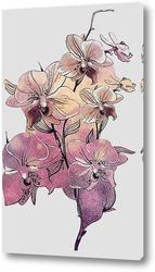 Картина Веточка орхидеи