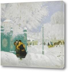 На Волге, 1906
