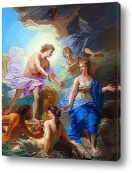 Картина Аполлон и Фетида