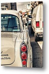 Постер Такси, Бруклин