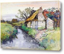 Осенний пейзаж, 1911
