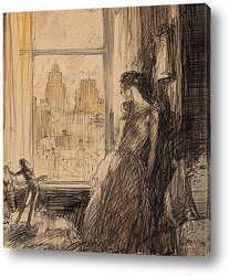 Вид из окна, 1929