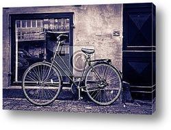Амстердам, Канал и велосипеды.. Голландия   яя