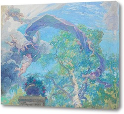 Картина Игривые херувимы