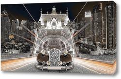 Постер London Tower Bridge