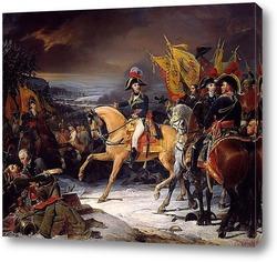 Битва при Гогенлиндене 3 декабря 1800 года