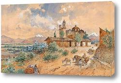 Постер Мексика, 1903