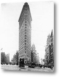 Здания на 40-й улице,1930г.