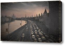 Постер Вечер на Кремлевской набережной.