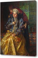 Картина Ксения Годунова