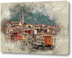 Картина Ломбардия, Италия