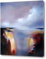 Картина Сказочный водопад
