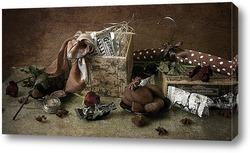 Постер Марципаны в шоколаде