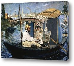 Постер Edouard Manet-4
