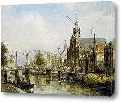 Мост Риальто .Венеция
