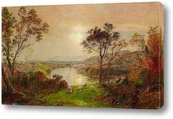 Осенний поток, 1888