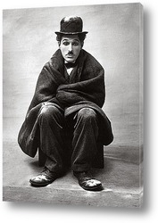 Картина Чарли Чаплин 1920г.