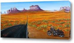 Картина Route 66
