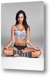 Постер Yoga Woman