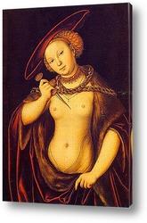 Идеал красоты. Изнасилование и самоубийство Лукреции.