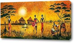 Картина Амазонки