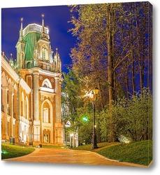 Постер Большой дворец в Царицыно