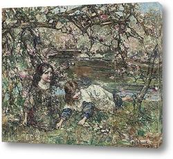 Картина Хорнела Эдварда