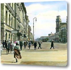 Постер Санкт-Петербург. Невский проспект