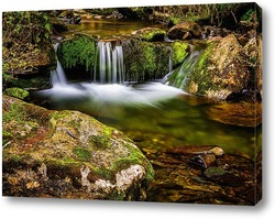 Водопад, Колумбия, река Джордже