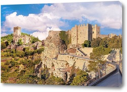 Постер  Замок Венере